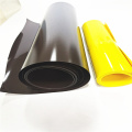 Transparent PVC Rigid Films for plastic box making