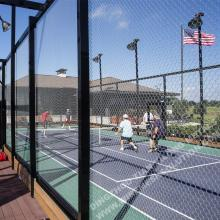 Paddle Tennis Wire Hexagonal Wire Netting