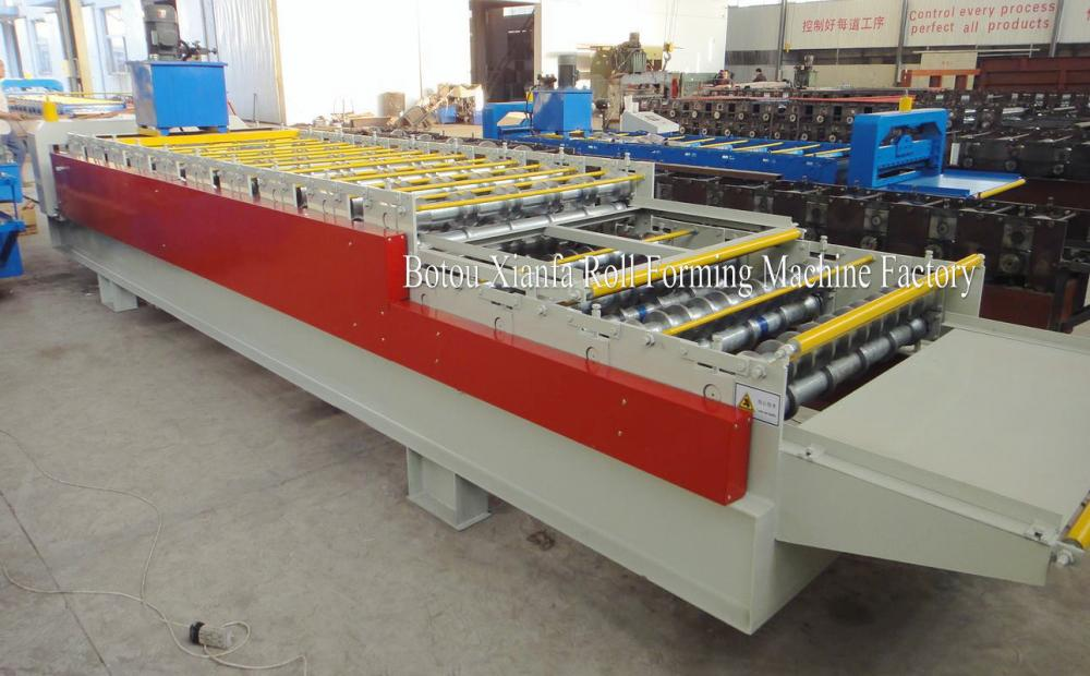 IBR Sheet Metal Roof Forming Machine