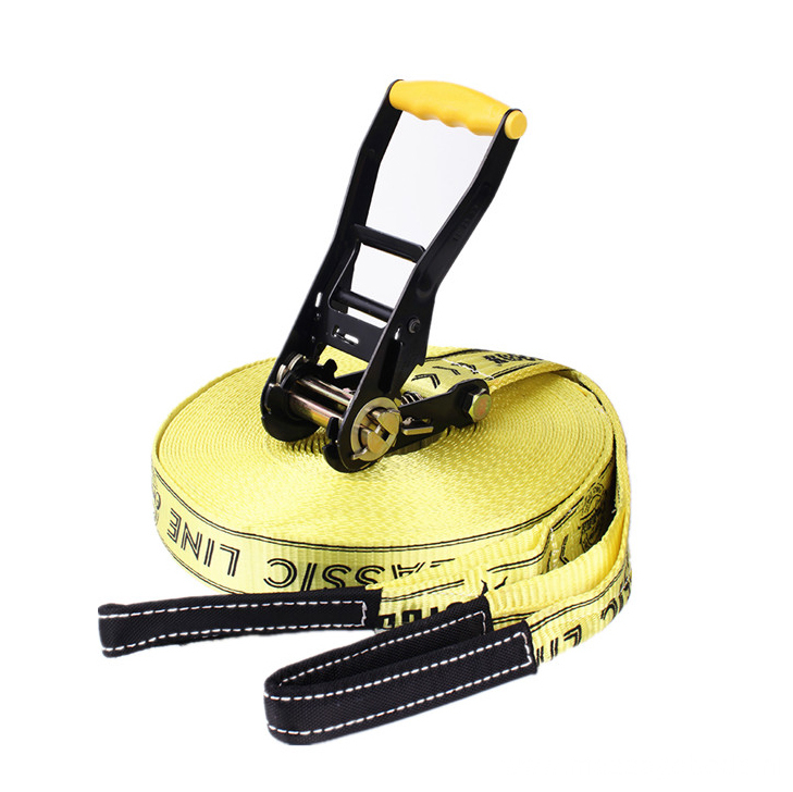 Colorful Out Door Exercise Slackline Hot Sales