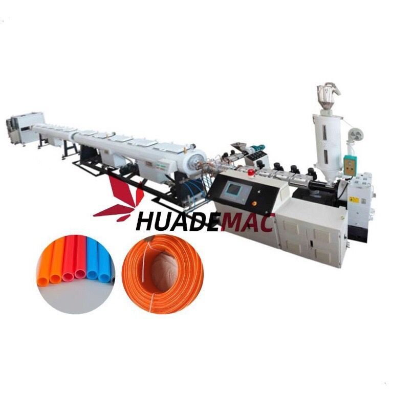 PERT heating pipe 16mm-32mm pipe extrusion line