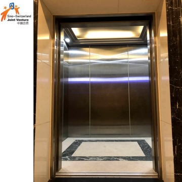 Maximum Open Space Design Hospital Elevator