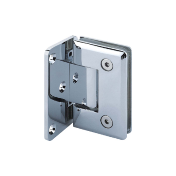 Glass Fittings Shower Door Hinges 90 Degree