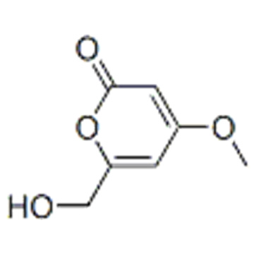6-Hydroxymethyl-4-methoxy-2H-pyran-2-one CAS 2860-28-8