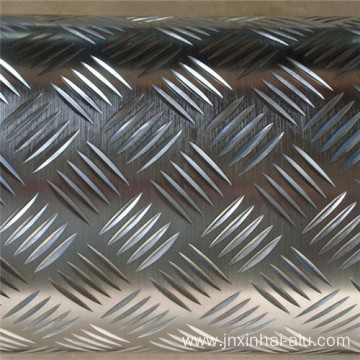 3003 Five Bar Embossed Aluminum Sheet