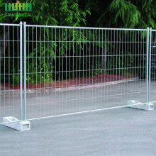 High Quality Galvanized Temporary Fence ISO9001 Factory