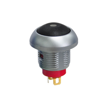Waterproof LED Illuminated Push Button Switch