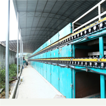 Biomass Type Veneer Dryer Machine