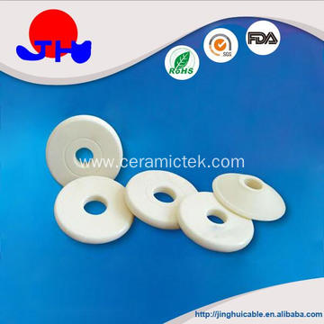 Extra high wear resistant ceramic friction disc