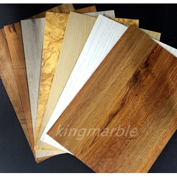 The New Artificial PVC Wooden Texture Panel