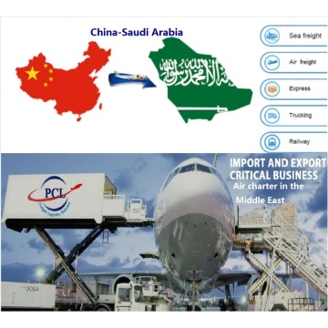 Cheap air freight from CHN to jeddah