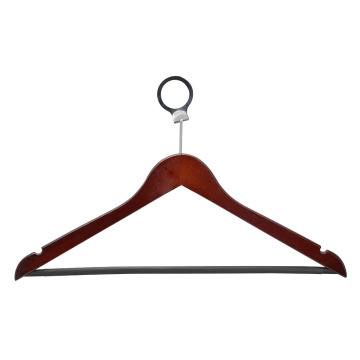 Brown Clothes Hanger Rack for Hotel