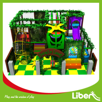 Interior amusement products game playground