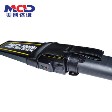 hand held metal detector with high sensitivity MCD-3003B2
