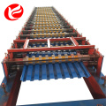 Garage roller shutter door roll forming machine