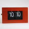 Bamboo Mini Flip Clock