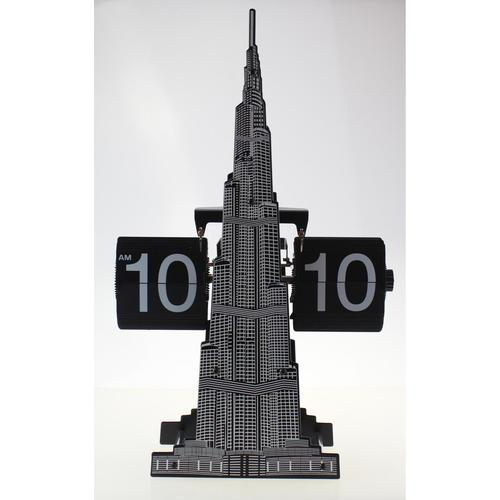 The Khalifa Tower flip clock