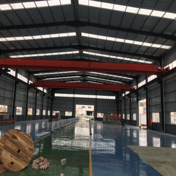 Metal Prefabricated Steel Movable Pole Barns near me