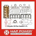 Chrysler Oil Pan Gasket 5.7L