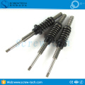Anti-backlash lead screw Tr10x2 for CNC wood routing