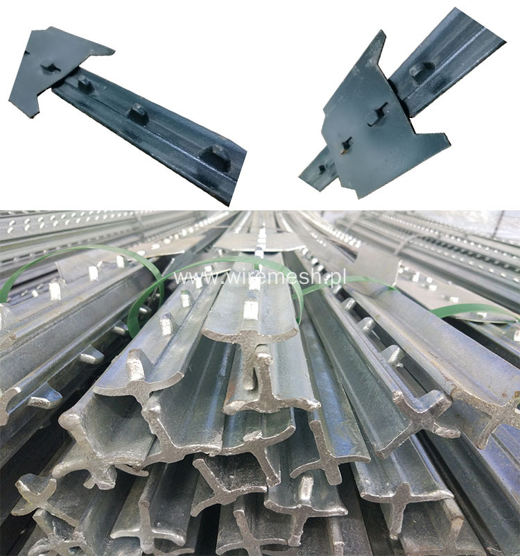 steel fence posts for sale