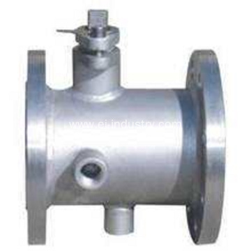 Jacket Floating Ball Valve