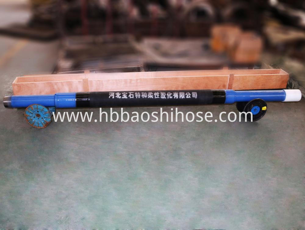 Expansion Hydraulic Power Packer