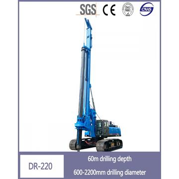 Construction Machine Rotary Drilling Rig Dr-220 for Sale