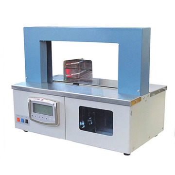 OPP tape automatic banding machine for banknote money