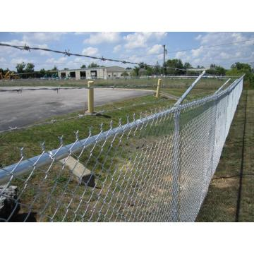 9Gauge Galvanized Chain Link Fence Supply