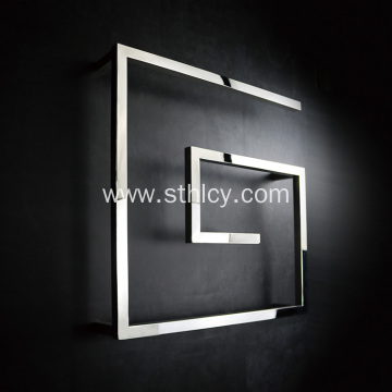 Intelligent And Unique Stainless Steel Towel Rack