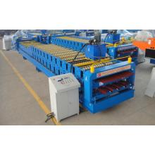 Color Steel Sheet Double Layer Forming Machine