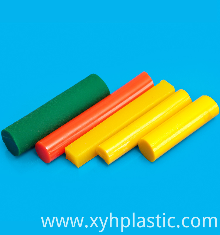Hard Rubber PU Rod