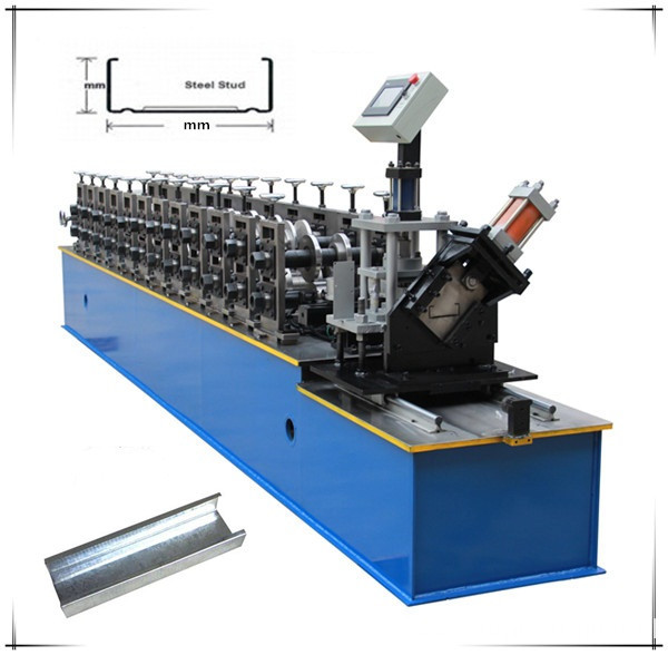Main Channel Forming Machine