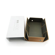 White Color Custom Shoe Box Packaging Paper Box
