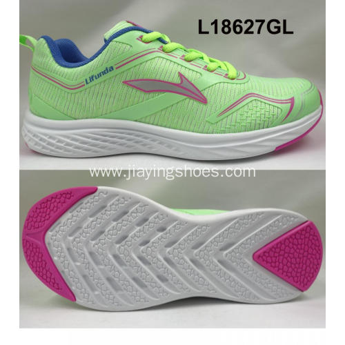 Lady sports fashion sneaker