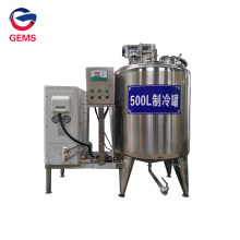 Vertical Milk Cooling Tank