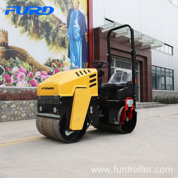 Select 2020 High Quality Mini Vibratory Road Roller in Best Price