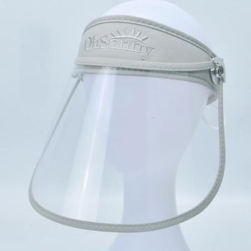 Children hospital faceshield protective masks visor cap