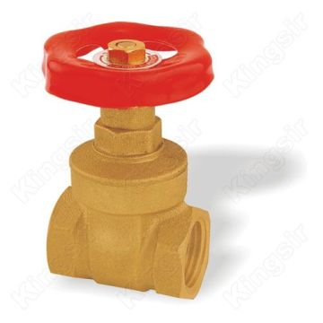 Big Flow Brass Gate Valves