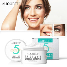 Hot Selling AuQuest Peptide Wrinkle Cream 5 Seconds Wrinkle Remove Skin Firming Ageless Tighten Moisturizer Face Cream Skin Care