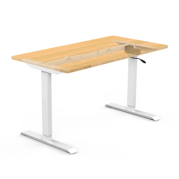Single Motor Sit Stand Desk