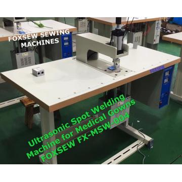 Ultrasonic Spot Welding Machine for Medical Gowns