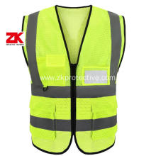 class 2 en20471 safety reflective vest