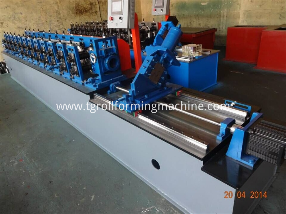 Steel Stud Keel Roll Forming Machine
