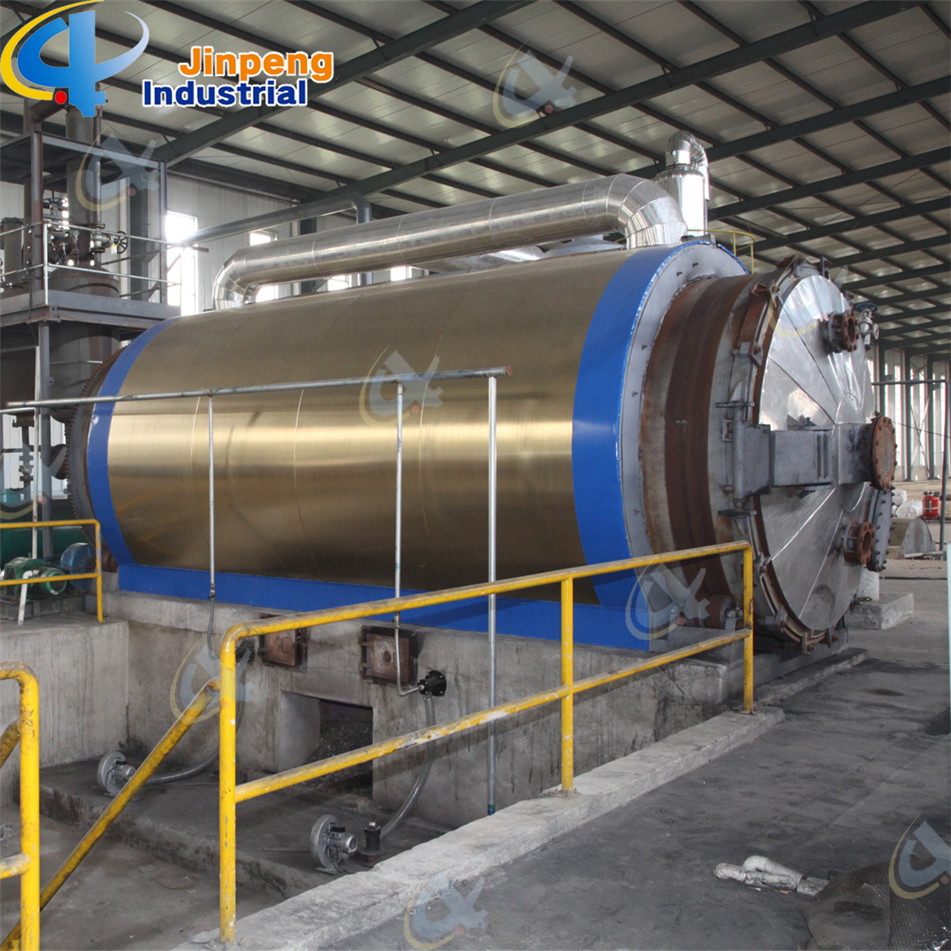 High Oil Output Life Waste Recycling Plant Garbage Generation Project