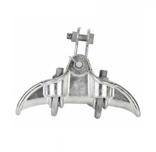 Hang-down Type Suspension Clamp for Pole Line Hardware