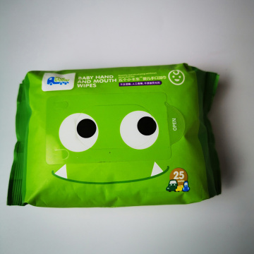 Pure Skin Friendly Sensitive Baby Wipes