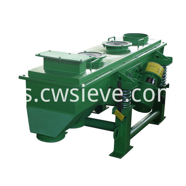 Linear Screen Machine