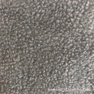 Anti pilling micro fiber dyed polar fleece fabric